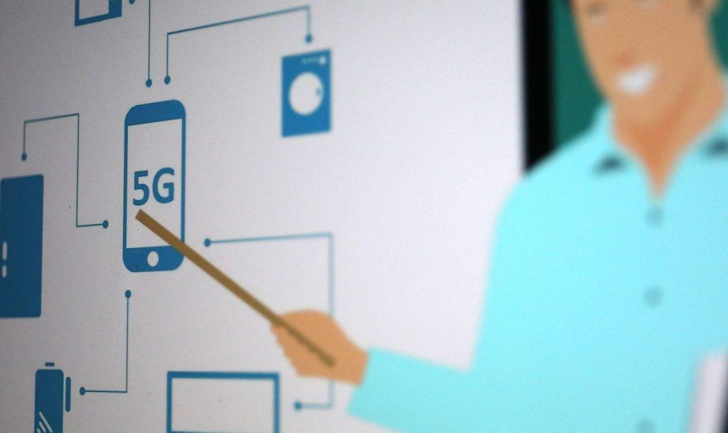 Das 5G Netzwerk macht Schwierigkeiten bei der Planung; Rechte: WDR/Schieb