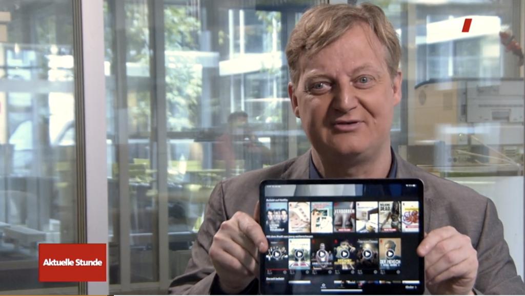 Angeklickt: Neue Streamingdienste - mehr Angebote, mehr Kosten; Rechte: WDR/Schieb