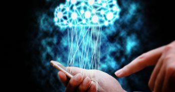 Daten und Dokumente in der Cloud sollen europaweit von Gerichten und Behörden abgerufen werden können; Rechte: WDR/Schieb