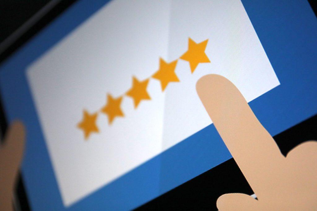 Ratings bringen den Nutzern in der Regel nicht viel; Rechte: WDR/Schieb