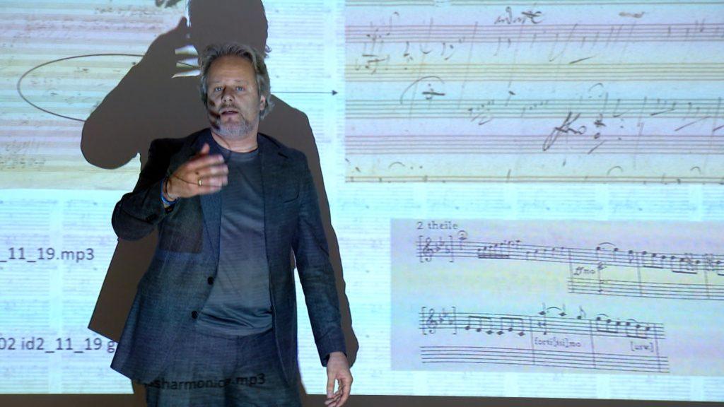 Dr. Matthias Röder hat das Projekt geleitet; Rechte: WDR/Schieb