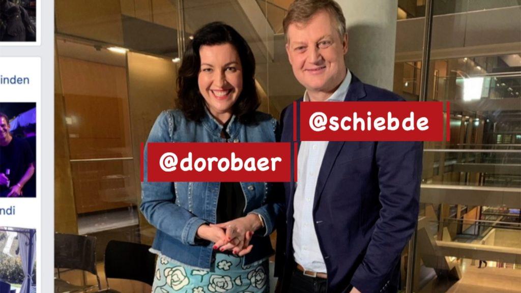 Kein Problem: Gesichter erkennen und sie Social-Media-Konten zuordn; Rechte: WDR/Schieben