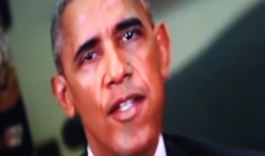Sieht aus wie Barack Obama, spricht wie Barack Obama - ist aber nicht Barack Obama; Rechte: WDR/Schieb