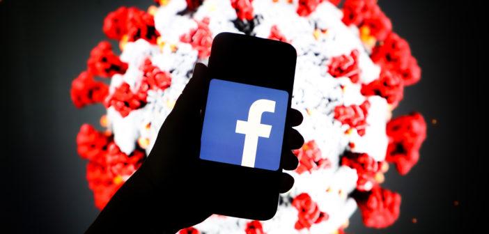 Facebook und das Coronavirus