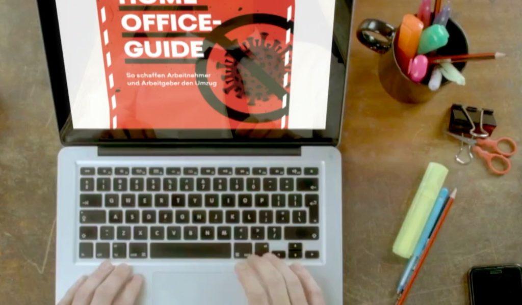 Praktischer Guide zum Thema Home Office, Rechte: WDR/Schieb