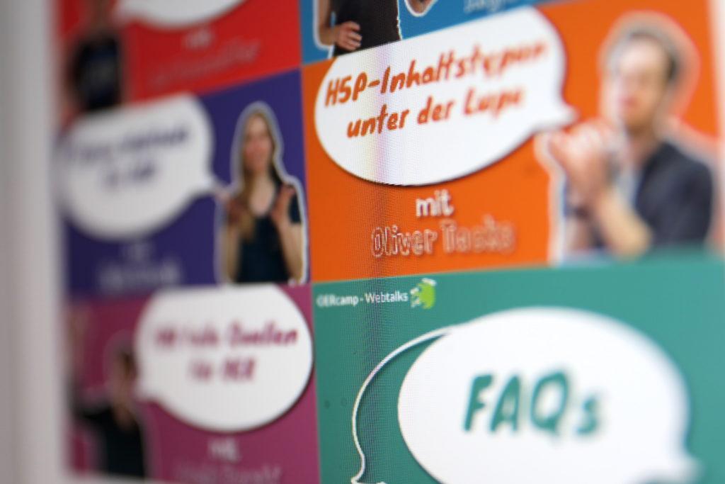 Digitale Lernplattformen mit Texten, Übungen, Aufgaben, Videos und Expeditionen; Rechte: WDR/Schieb