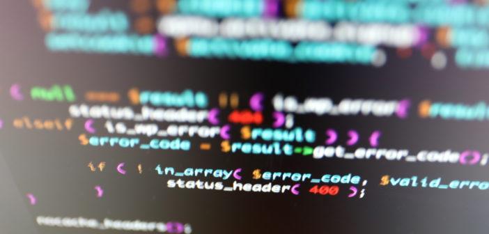 OpenSource bedeutet: Jeder kann sich den Quellcode anschauen; Rechte: WDR/Schieb