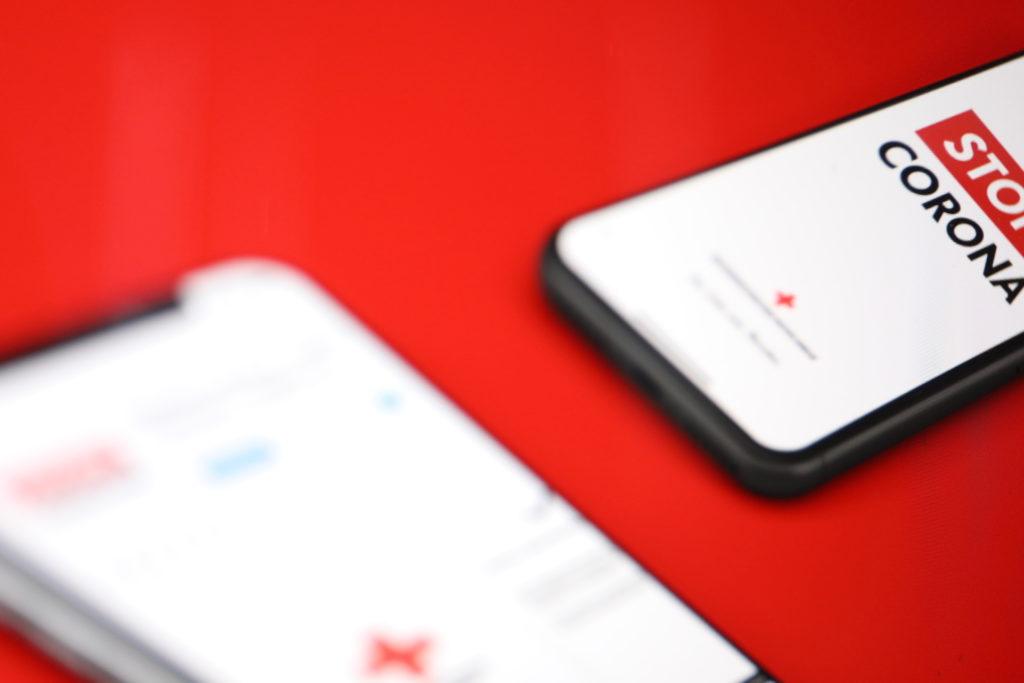 Vorbild Österreich: Stopp Corona App; Rechte: WDR/Schieb
