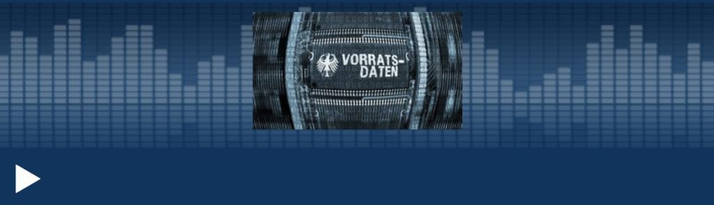 Cosmotech: Die Vorratsdatenspeicherung - Mutter aller Überwachung?; Rechte: WDR
