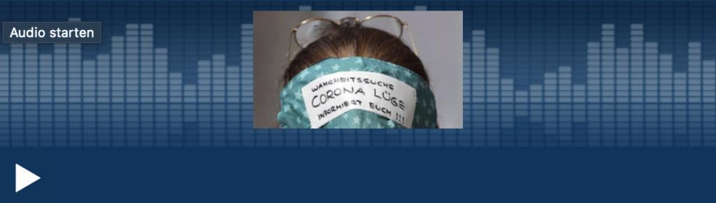 Cosmotech Podcast: Wie Verschwörungstheorien unser Denken bestimmen; Rechte: WDR