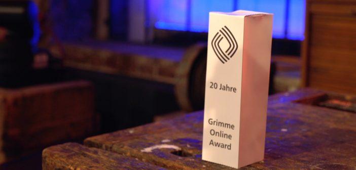 Grimme Online Award 2020; Rechte: WDR/Schieb