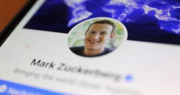 Mark Zuckerberg, Chef von Facebook; Rechte: WDR/Schieb