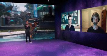 Geoff Keighley auf der Gamescom ONL. Bild: Koelnmesse