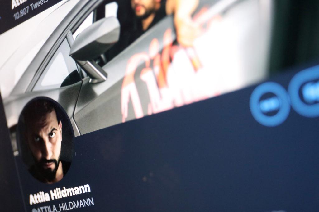 Attila Hildmann twittert kaum - er ist auf Telegram unterwegs; Rechte: WDR/Schieb