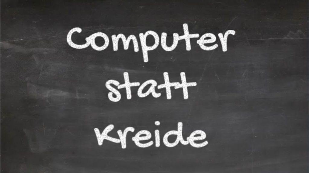 Computer statt Kreide: Wie sollte Digitalisierung an Schulen aussehen? Rechte: WDR/Schieb