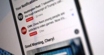 Facebook News gibt es bislang nur in den USA, soll aber auch nach Deutschland kommen; Rechte: WDR/Schieb