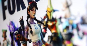 """Das Spiel """"Fortnite"""" hat rund 350 Millionen Fans weltweit; Rechte: WDR/Schieb"""