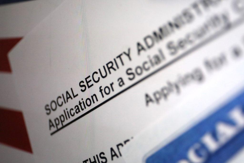 """In den USA ist die """"Social Sercury Number"""" (SSN) Standarf; Rechte: WDR/Schieb"""