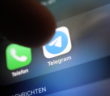 Telegram: Der Messenger ist bei vielen beliebt - weil hier nichts gelöscht werden kann; Rechte: WDR/Schieb