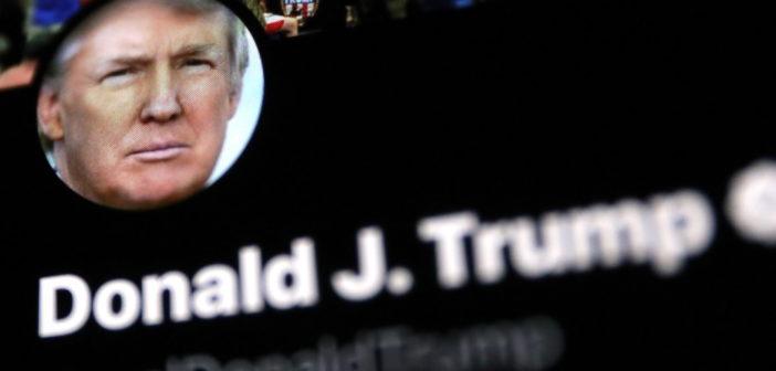 Donald Trump ist einer der populärsten Twitterer; Rechte: WDR/Schieb