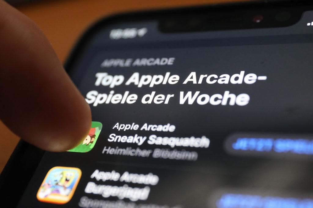 Was, wann, wie und ob im App-Store auftaucht, entscheiden Google und Apple; Rechte: WDR/Schieb