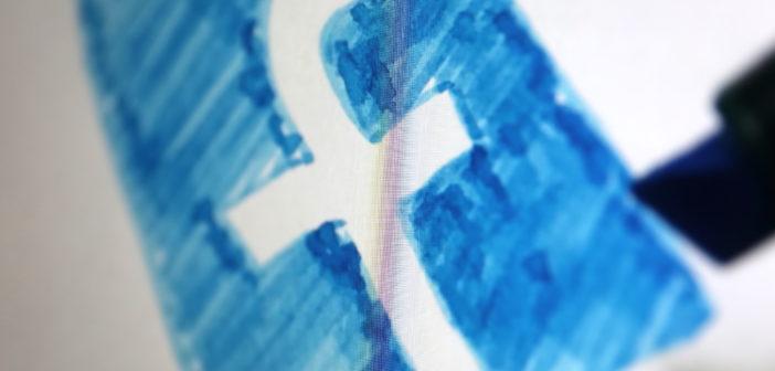 Facebook Logo: Die Wunderwaffe von Facebook ist die Werbung; Rechte: WDR/Schieb
