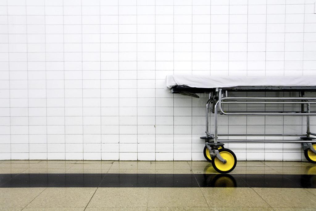 Wer Kliniken angreift, riskiert Tote; Rechte: WDR/Schieb