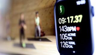 Apple Watch überwacht immer mehr Daten von Gesundheit und Fitness; Rechte: WDR/Schieb