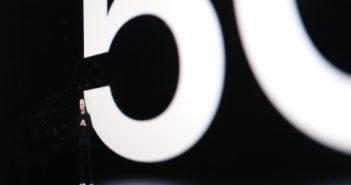 5G mit iPhone 12 une Tim Cook; Rechte: WDR/Schieb