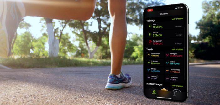 Fitness Tracker überwachen Bewegung, Kalorien und Gesundheit; Rechte: WDR/Schieb