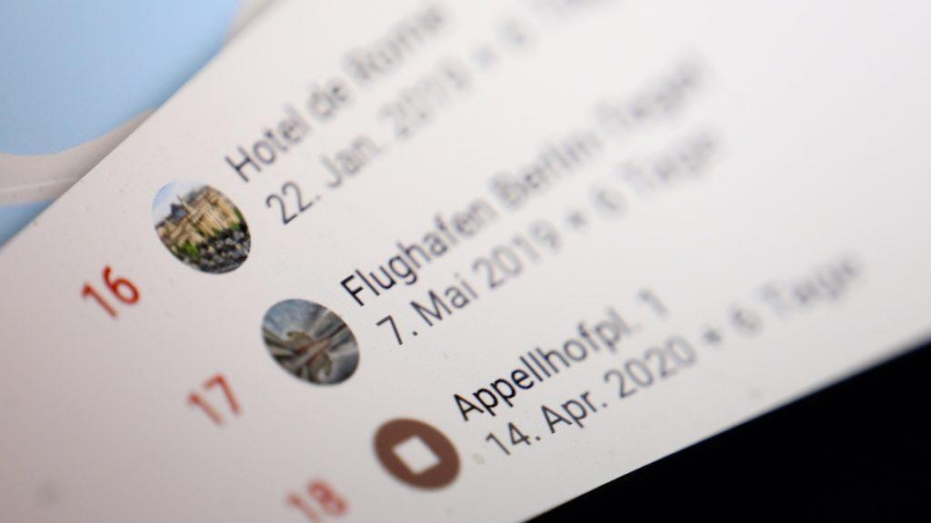 Google Maps kennt unsere Aufenthaltsorte und Bewegungsprofile; Rechte: WDR/Schieb