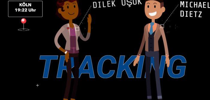 Beim Tracking stehen mehr Daten zur Verfügung; Rechte: WDR/Schieb