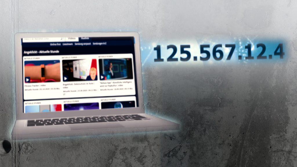 IP-Adressen sind immer besondrs relevant; Rechte: WDR/Schieb
