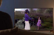 Mit Hilfe von KI und VR ein 10-jähriges Mädchen wieder getroffen; Rechte: WDR/Schieb