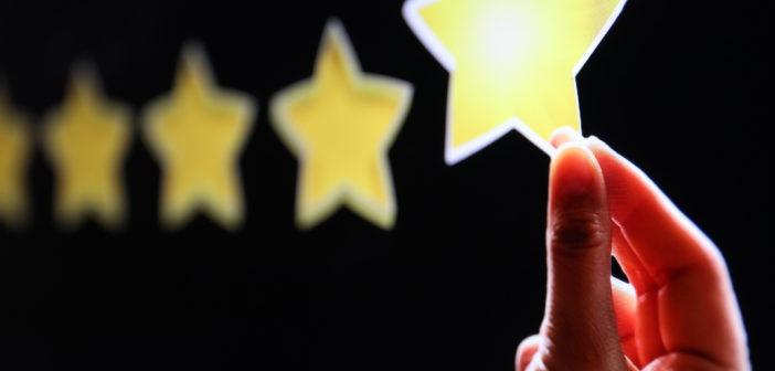 Viele 5-Sterne-Bewertungen auf Amazon sind Fake; Rechte: WDR/Schieb