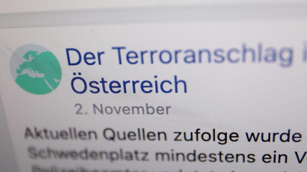 Facebook richtet automatisch einen Krisenmodus ein; Rechte: WDR/Schieb