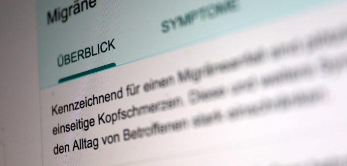 Medizinische Infos bei Google; Rechte_ WDR/Schieb