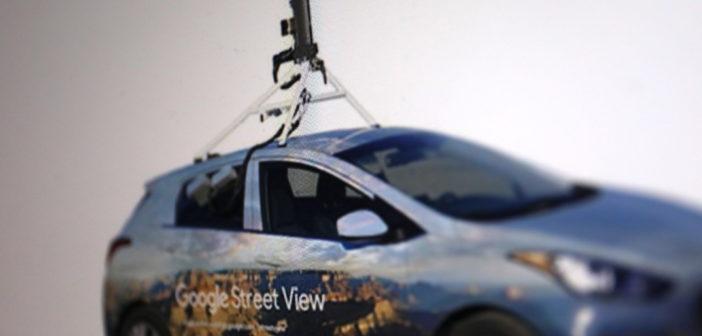Vor zehn Jahren sind Google-Fahrzeuge durch Deutschland gerollt; Rechte: WDR/Schieb
