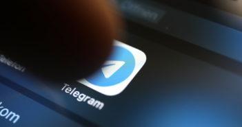 Telegram entwickelt sich um effektivsten Propagandawerkzeug; Rechte: WDR/Schieb