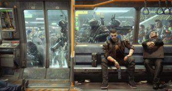 """Ein Bild zum Spiel """"Cyberpunk 2077"""". Bild: Presse/ CD Projekt RED"""