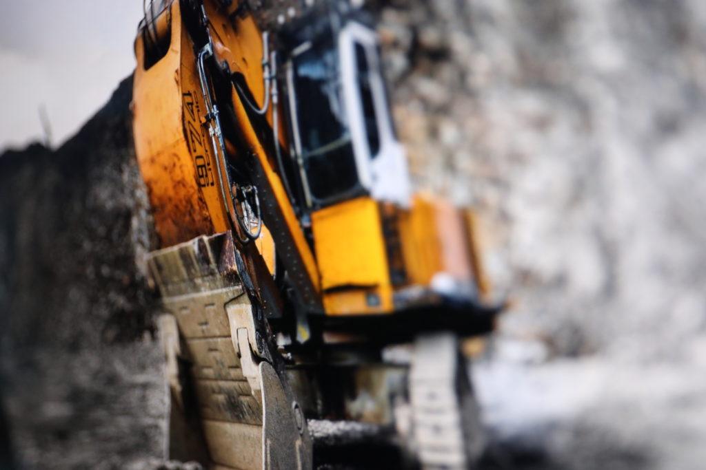 Der Abbau von Rohstoffen zerstört die Umwelt; Rechte: WDR/Schieb