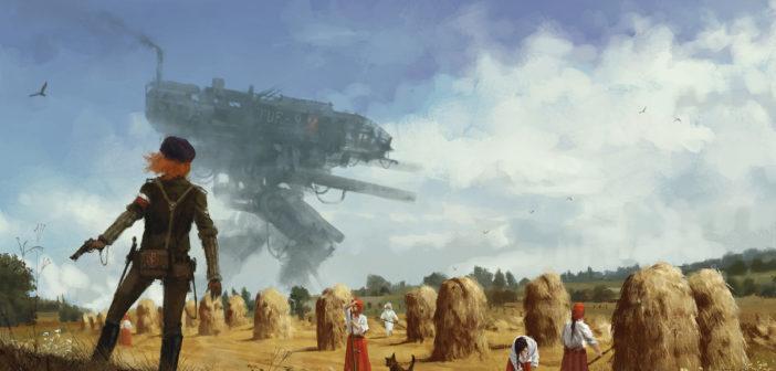 """Ein Bild aus dem Game """"Iron Harvest"""". Bild: King Art Games"""