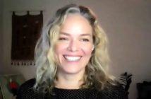 Katherine Maher ist Geschäftsführerin der Wikimedia Foundation; Rechte: WDR/Schieb