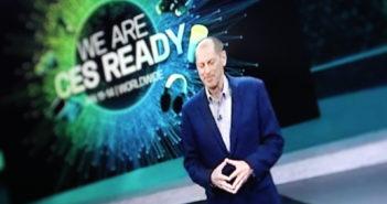 CES 2021: Wenn Bühne, dann ist die stets virtuell; Rechte. WDR/Schieb