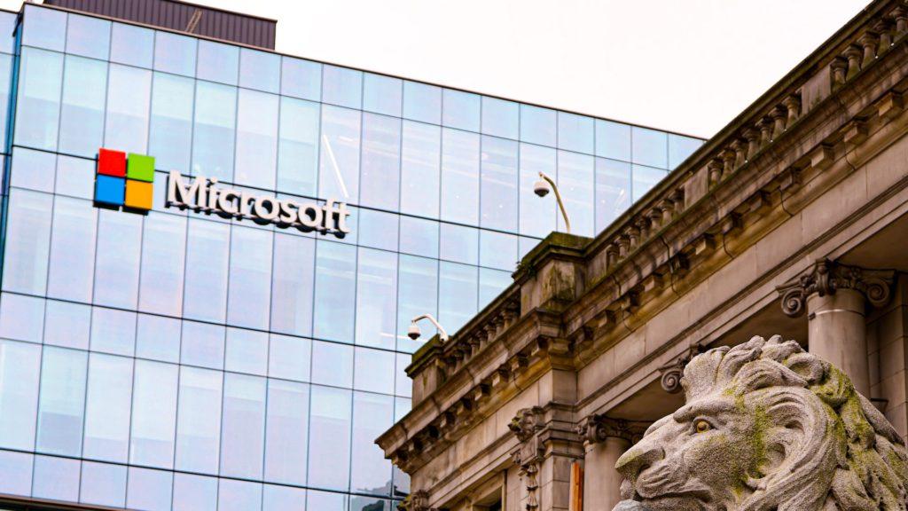 Auch Microsoft wurde durch die Hacker angegriffen; Rechte: WDR/Schieb