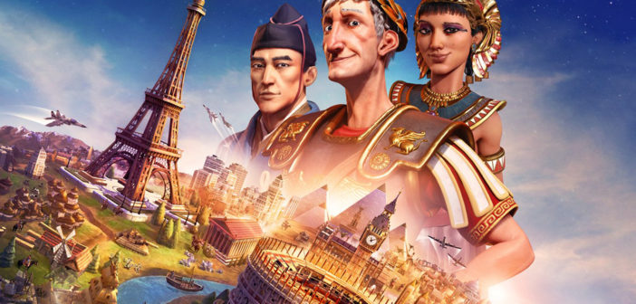 "Grafik aus dem Spiel ""Civilization VI"". Bild: Civilization/2K Games"