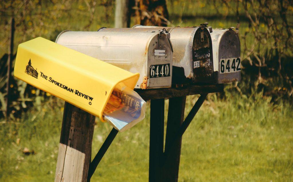 Zugestellt: Tracking der Briefe - fast wie beim Paket; Rechte: WDR/Schieb