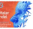 Briefmarke mit QR Code; Rechte: WDR/Schieb