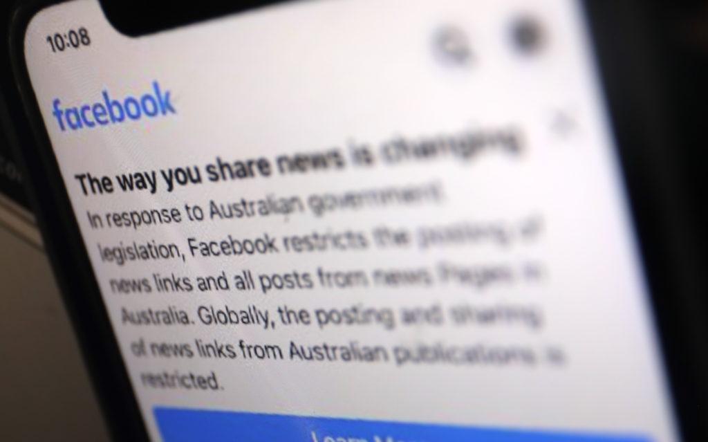 Medien in Australien blockiert; Rechte: WDR/Schieb