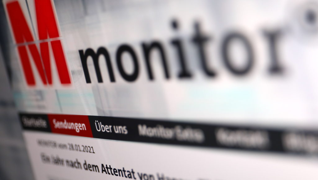 """Beitrag aus """"Monitor"""" von Facebook und Instagram entfernt; Rechte: WDR/Schieb"""